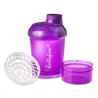 Cellufine® Lady Shaker 300 ml + Zusatzbox