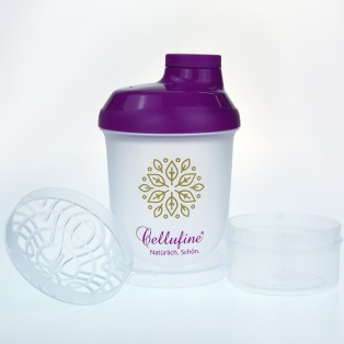 Cellufine® Gold-Ornament Shaker 300 ml + Zusatzbox