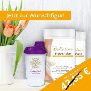 Cellufine® Figurshake-Spar-Paket