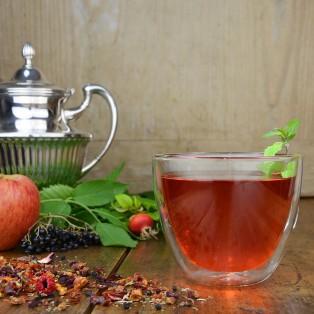 APOrtha Gourmet Früchte-Tee Obstgarten - 85 g